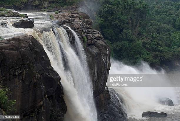 Athirapally Waterfalls near Chalakudy Kerala India