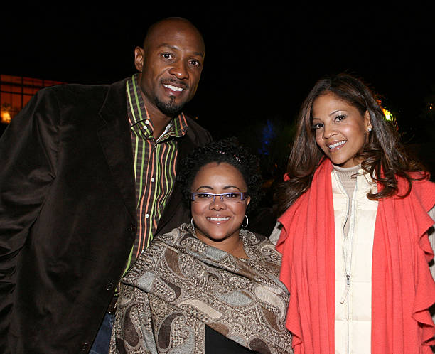 Alonzo Mourning Wife