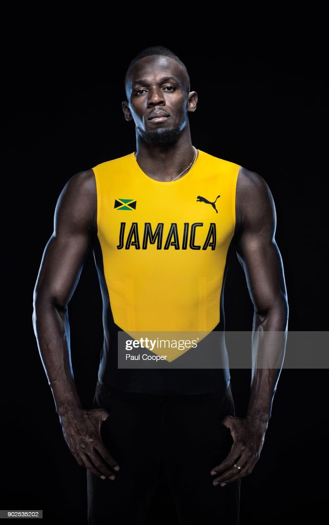 Usain Bolt, Self assignment, October 30, 2017