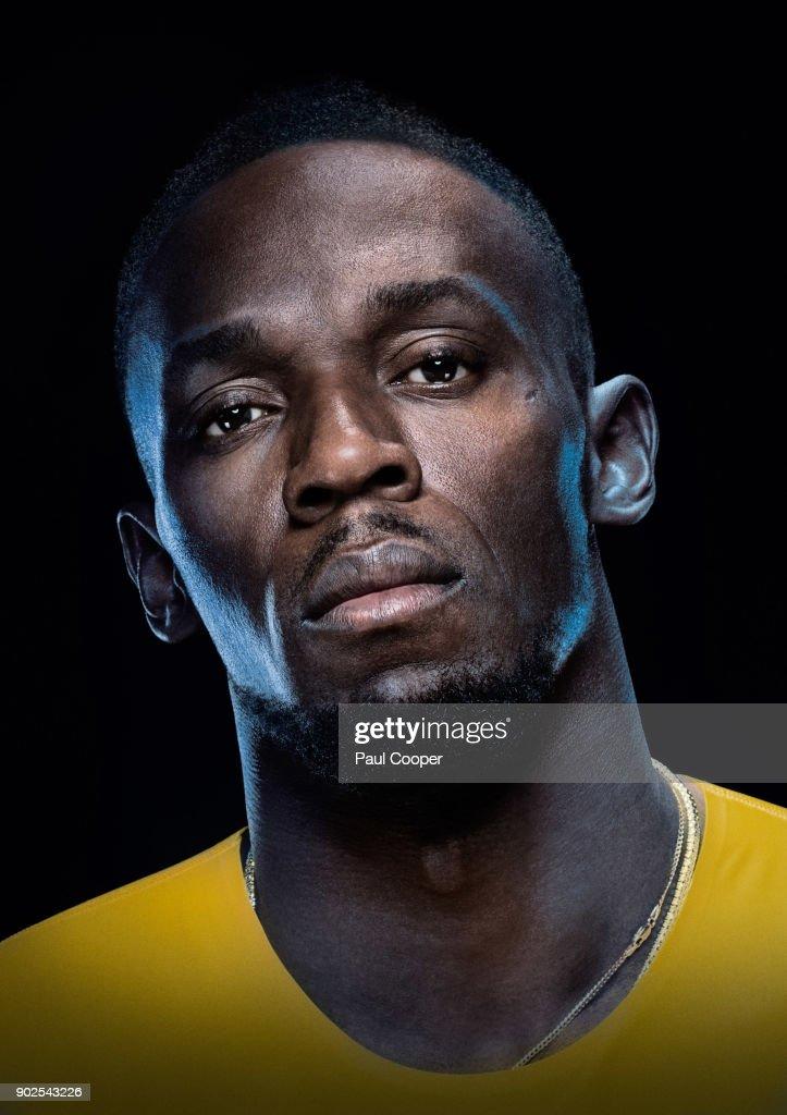 Usain Bolt, Self assignment, October 30, 2017