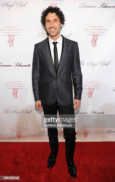 Athlete and TV Personality Ethan Zohn attends Gabrielle's Angel Foundation Hosts Angel Ball 2013 at Cipriani Wall Street on October 29 2013 in New...