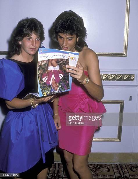 Athlete Arantxa Sánchez Vicario and Athlete Gabriela Sabatini attend the 13th Annual Women's International Tennis Association Awards on August 28...