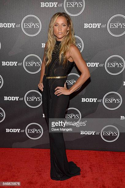 Athlete Lolo Jones attends the BODY At The ESPYs preparty at Avalon Hollywood on July 12 2016 in Los Angeles California