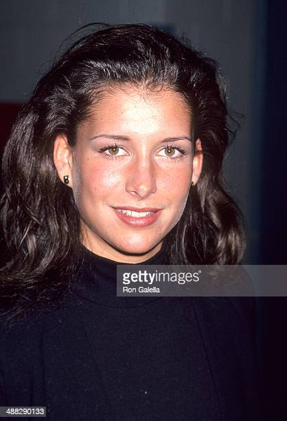 Athlete Manon Rheaume attends the Third Annual Upper DeckLuc RobitailleKLOS Rock 'n Puck Celebrity Hockey Game to Benefit the TJ Martell Foundation...