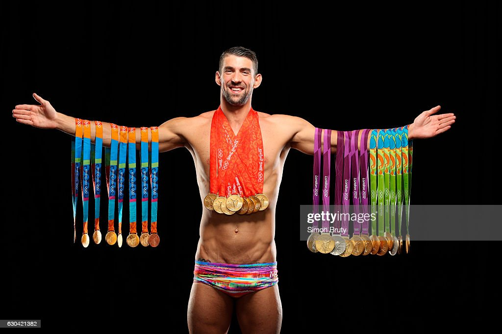 Michael Phelps, Sports Illustrated, December 26, 2016