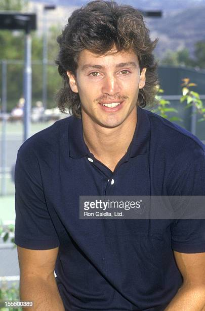 Athlete Mitch Gaylord attends the Second Annual Joan Rivers Celebrity Tennis/Auction Classic to Benefit the Cystic Fibrosis Foundation on September...