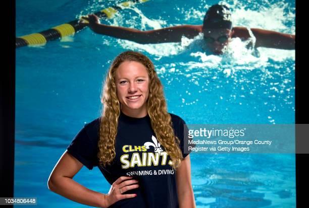 Athlete of the Year Ella Eastin of Crean Lutheran ///ADDITIONAL INFORMATION atheleteofyear Ð 6/3/13 Ð LEONARD ORTIZ ORANGE COUNTY REGISTER Girls...
