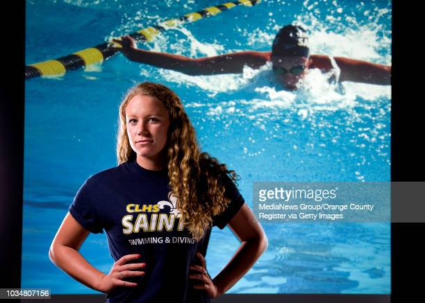 Athlete of the Year Ella Eastin of Crean Lutheran ///ADDITIONAL INFORMATION atheleteofyear Ð 6/3/13 Ð LEONARD ORTIZ ORANGE COUNTY REGISTER Girls...
