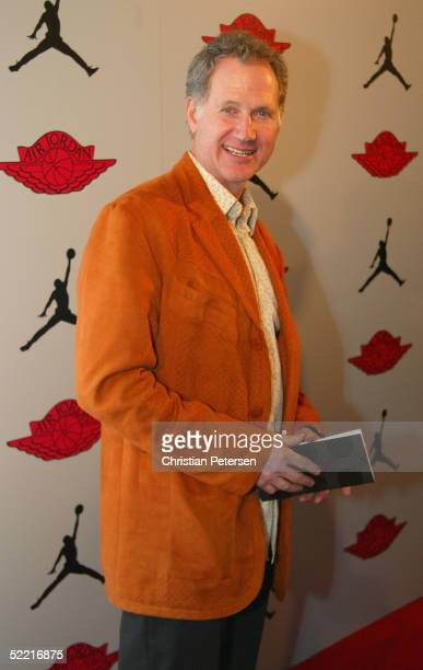 NBA athlete Steve Kerr arrives at the Air Jordan XX Launch Party at Rise Nightclub on February 18 2005 in Denver Colorado