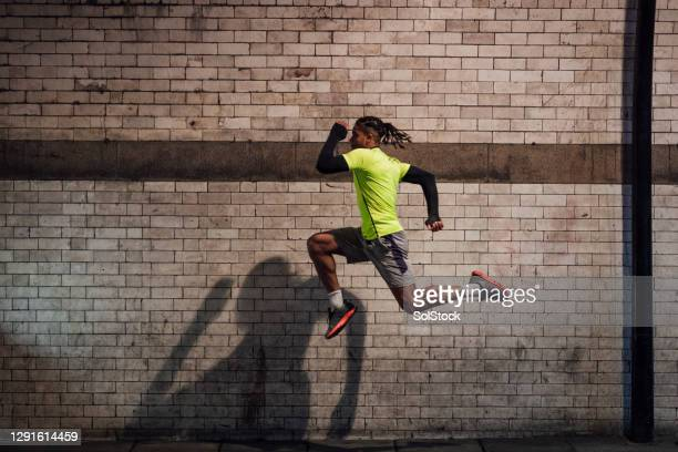 athlete training - sportsperson stock pictures, royalty-free photos & images