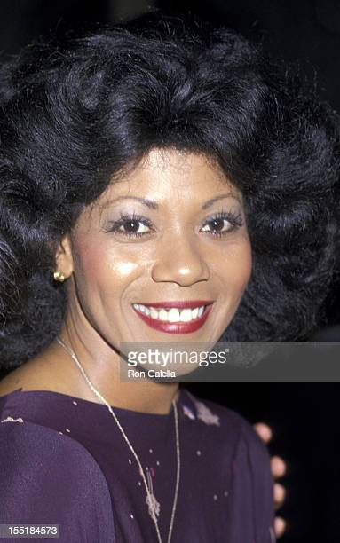 Athlete Wilma Rudolph attends US Olympic Team Benefit Party on October 27 1978 at the New York Stock Exchange in New York City