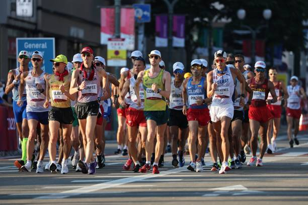 JPN: Athletics - Olympics: Day 14
