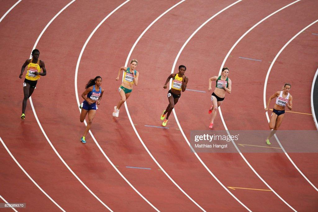 16th IAAF World Athletics Championships London 2017 - Day Seven : Foto jornalística