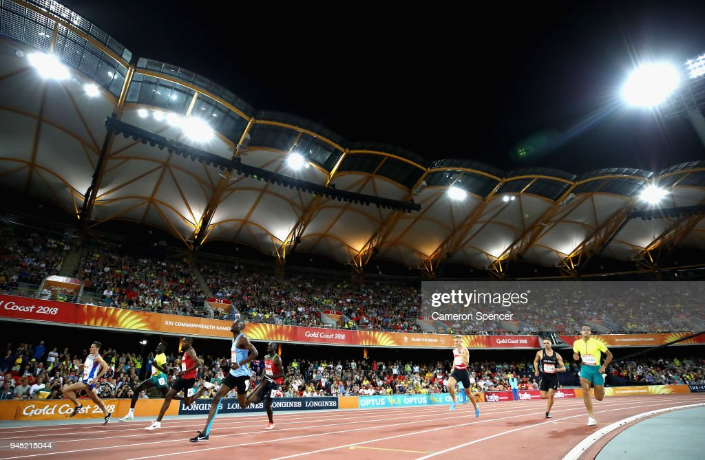 Athletics - Commonwealth Games Day 8 : ニュース写真