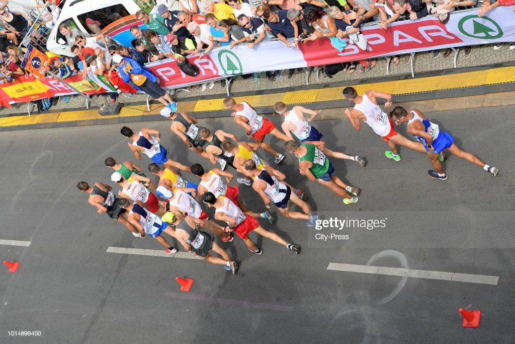 European Athletics Championships Berlin 2018 - Day 5 : Fotografía de noticias