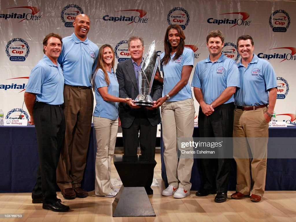 Division 1 College Sports Award Launch : News Photo