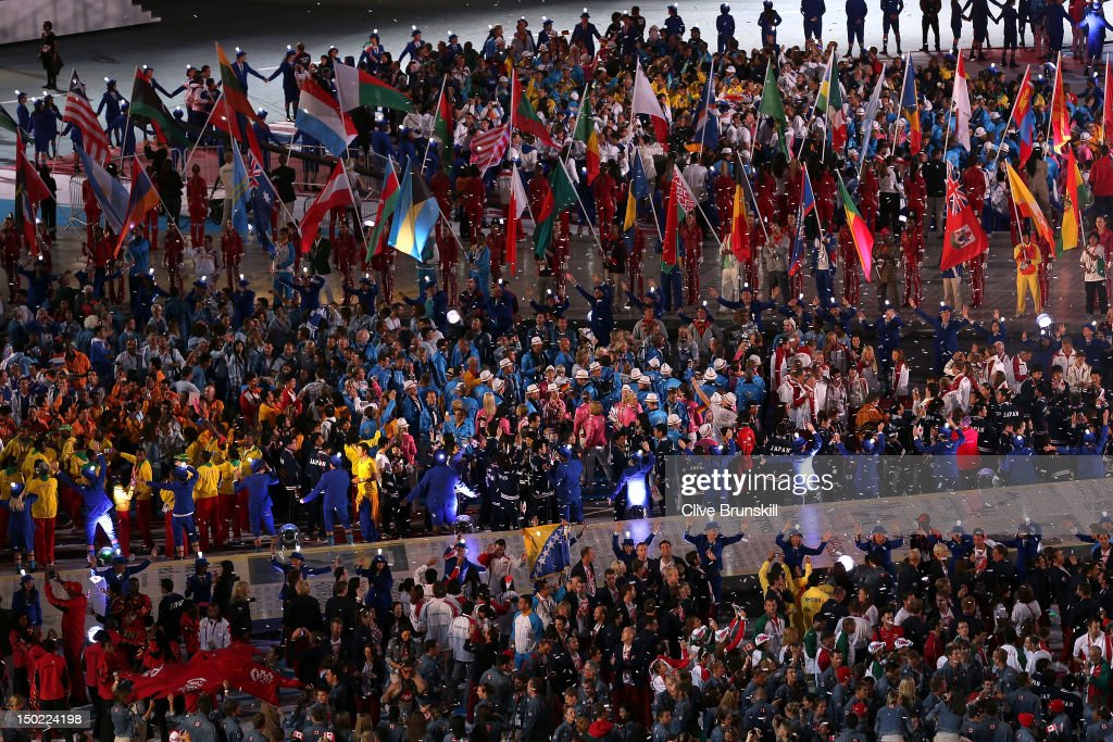 2012 Olympic Games - Closing Ceremony : ニュース写真
