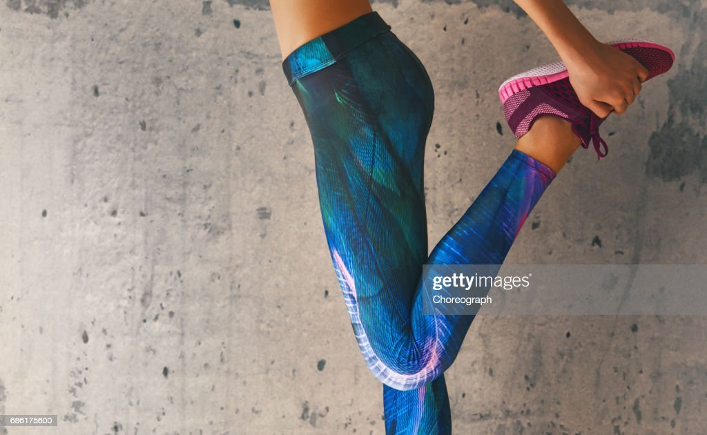 athletes foot close-up : Stock Photo