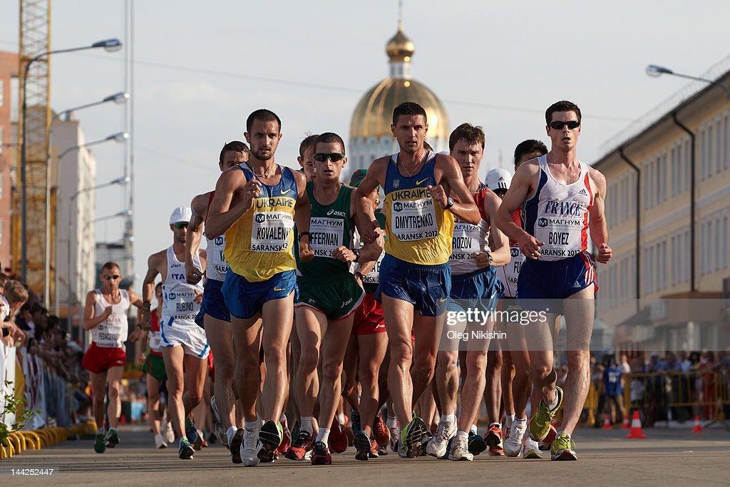 IAAF World Race Walking Cup 2012 - Day One : ニュース写真