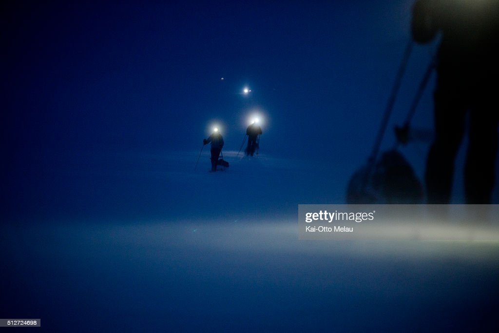 Expedition Amundsen 2016 : News Photo
