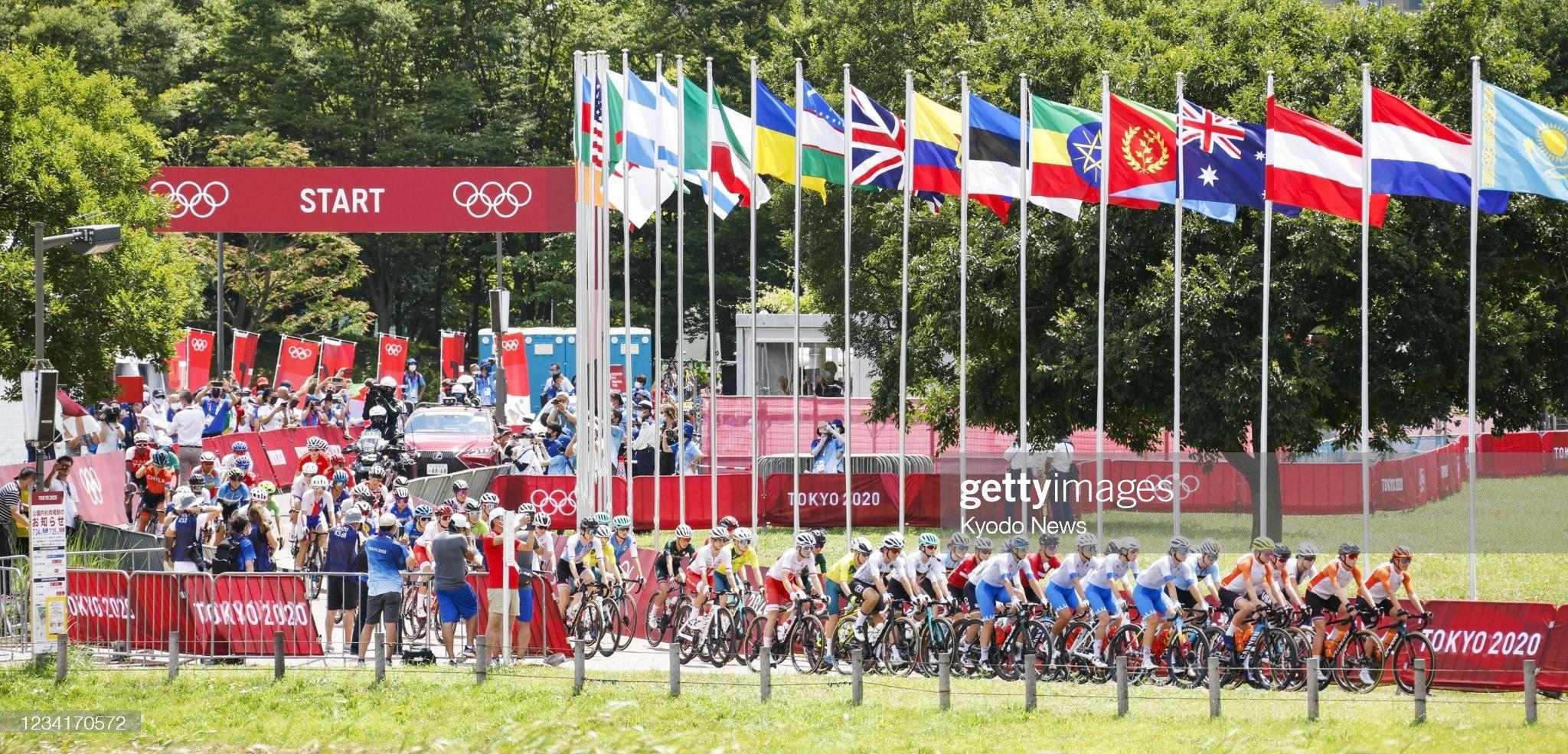 Tokyo Olympics: Cycling Road : News Photo
