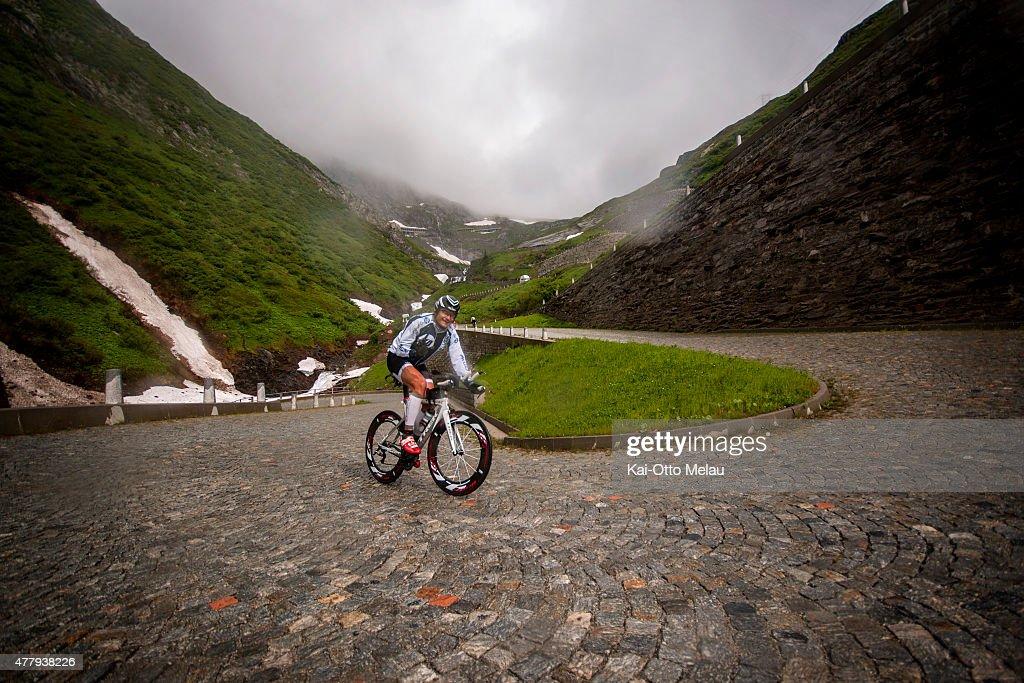 Swissman Xtreme Triathlon : ニュース写真