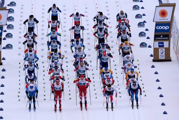DEU: FIS Nordic World Ski Championships Oberstdorf - Men's Cross Country 50km Mst