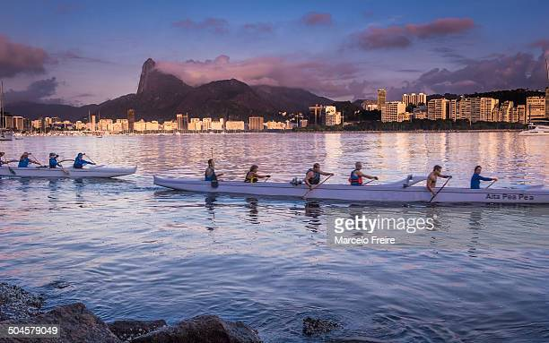 CONTENT] Athletes training in a gorgeous setting