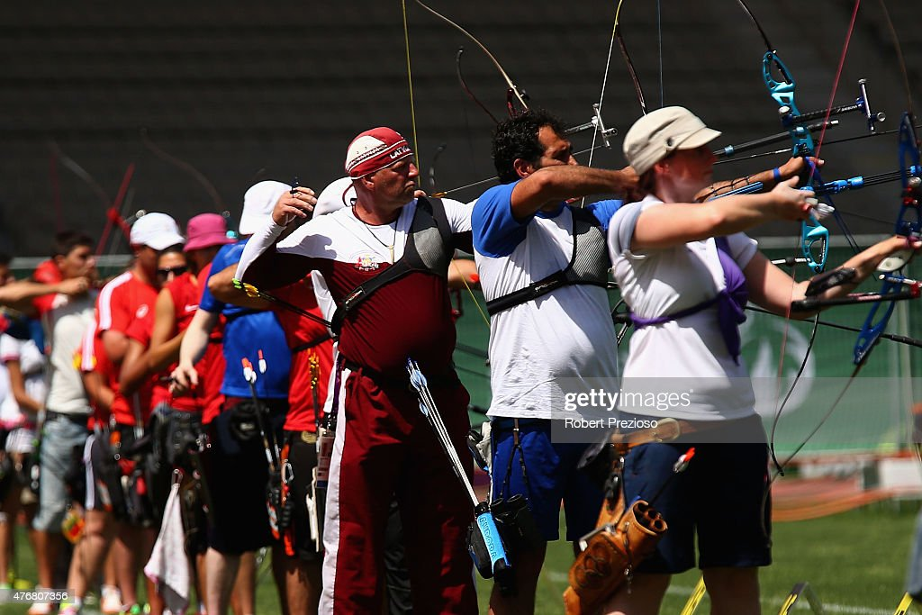 Training Sessions Begin at Venues- Baku 2015 - 1st European Games : News Photo