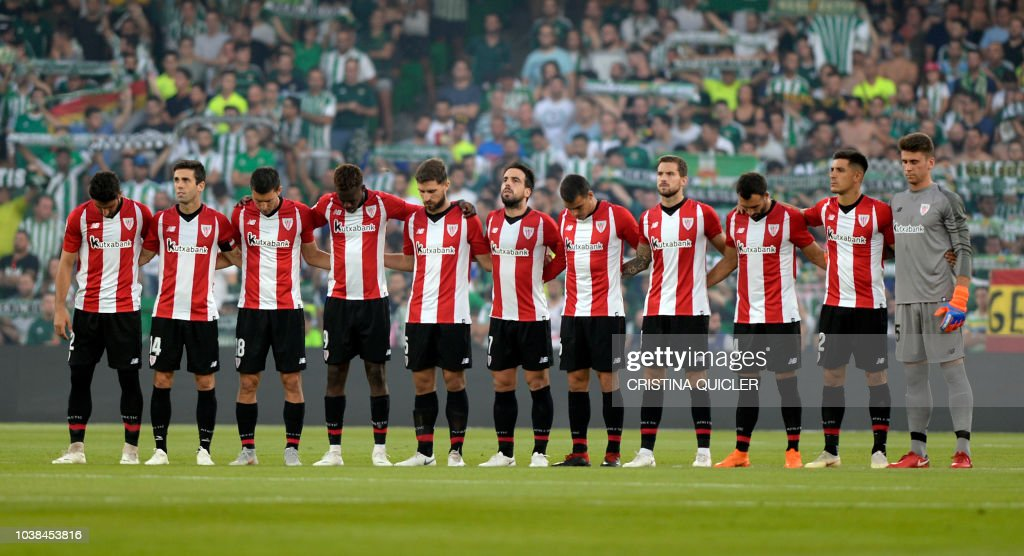 Real Betis Balompie v Athletic Club - La Liga