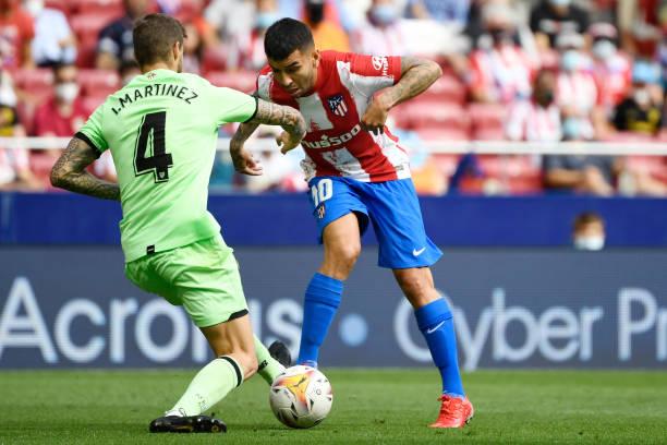 ESP: Club Atletico de Madrid v Athletic Club - La Liga Santander