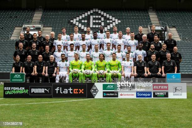 Athletic Coach Alexander Mouhcine, Athletic Coach Jonas Rath, Head of Nutrition and monitoring Dr. Wiebke Schlusemann, Joe Scally, Andreas Poulsen,...