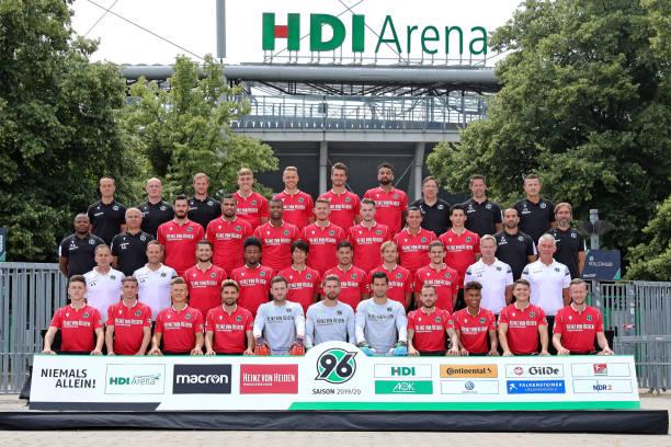 DEU: Hannover 96 - Team Presentation