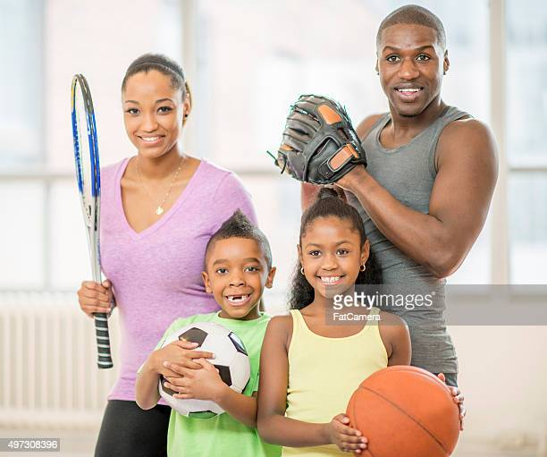 Athletic Family