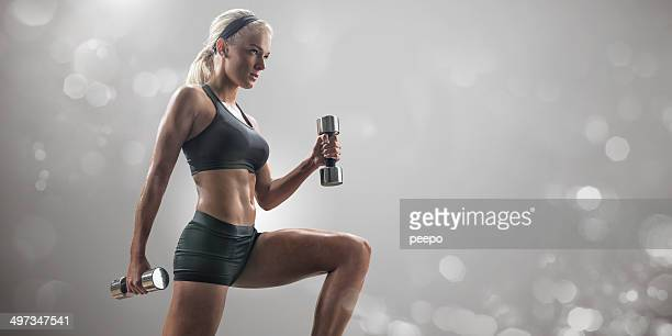Athletic Female Training