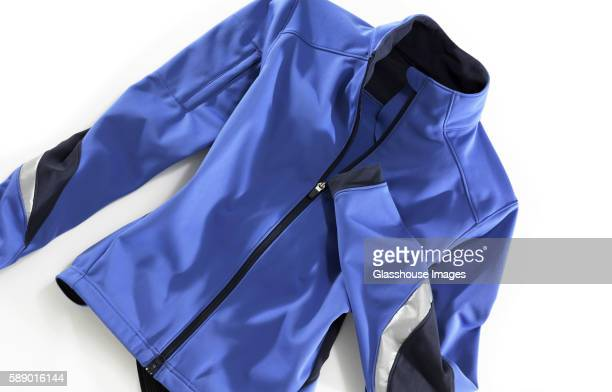 athletic jacket - sports clothing stock pictures, royalty-free photos & images
