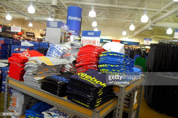 Athletic sports apparel for sale in Reebok