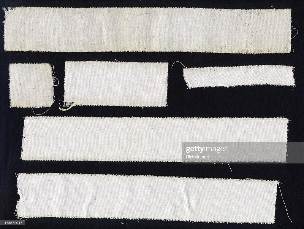 Athletic Tape Strips : Stock Photo
