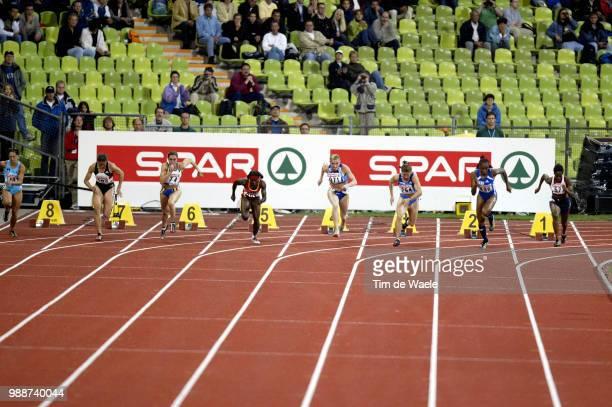 Europe Champ 2002 Munchen Ivanova Olimpiada Joie Vreugde Bikar Alenka Sidibi Odiah Oyepitan Abiodun Paschke Melanie Alozie Glory Levorato Manuela...