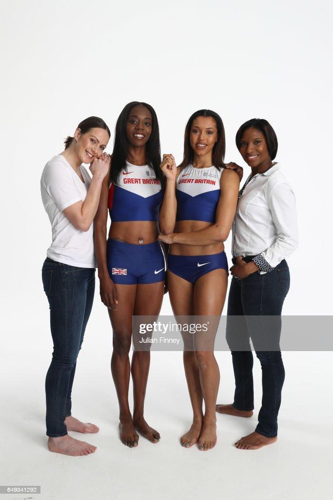 London 2017 International Women's Day Photoshoot.