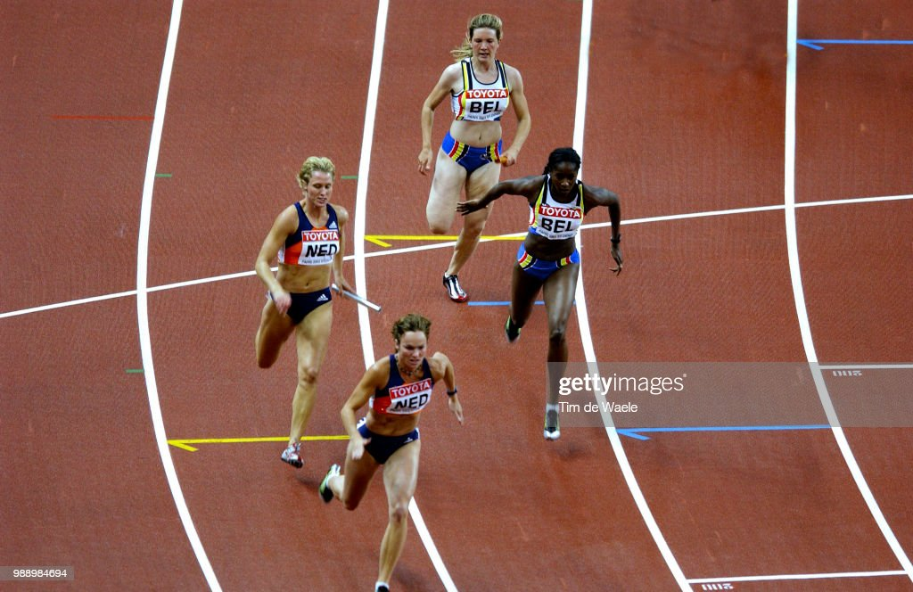 Athletics : World Championships 2003 / Paris : News Photo