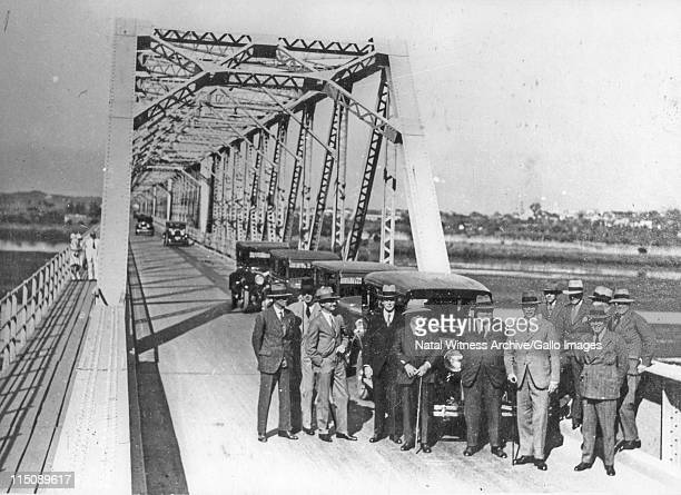 July 1929: Athlone Bridge, July 1929. The opening of the Athlone Bridge across the Umgeni River marked the start of a new era for Durban North's...