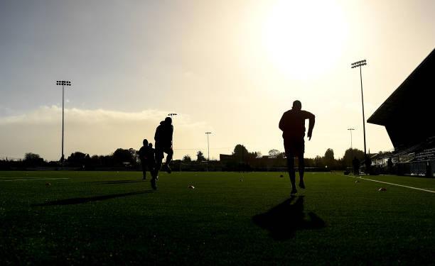 IRL: Athlone Town v Shelbourne - Extra.ie FAI Cup Quarter-Final