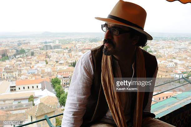 Atiq Rahimi photographed during Hay Festival in Granada Spain 9th May 2009 Atiq Rahimi is a renowned FrenchAfghan writer and filmmaker He was born in...
