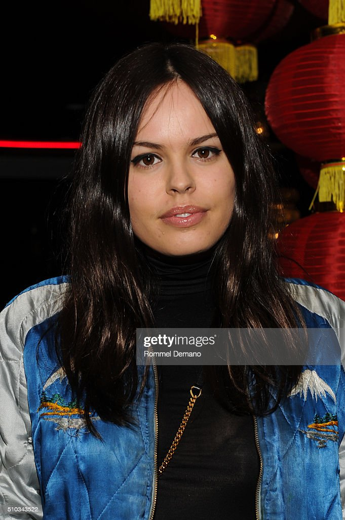 Atlant de Cadenet attends Opening Ceremony After Party at 88 Palace on February 14, 2016 in New York City.