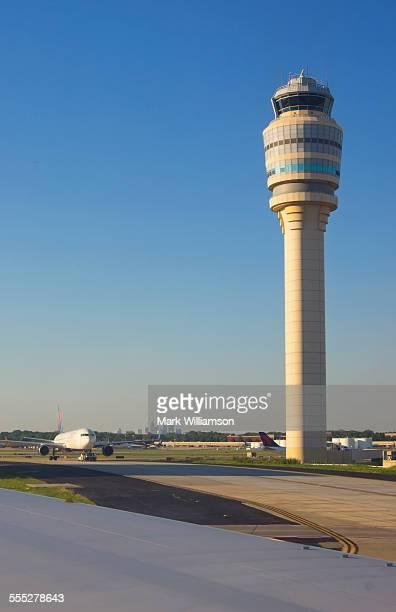 Atlanta airport.