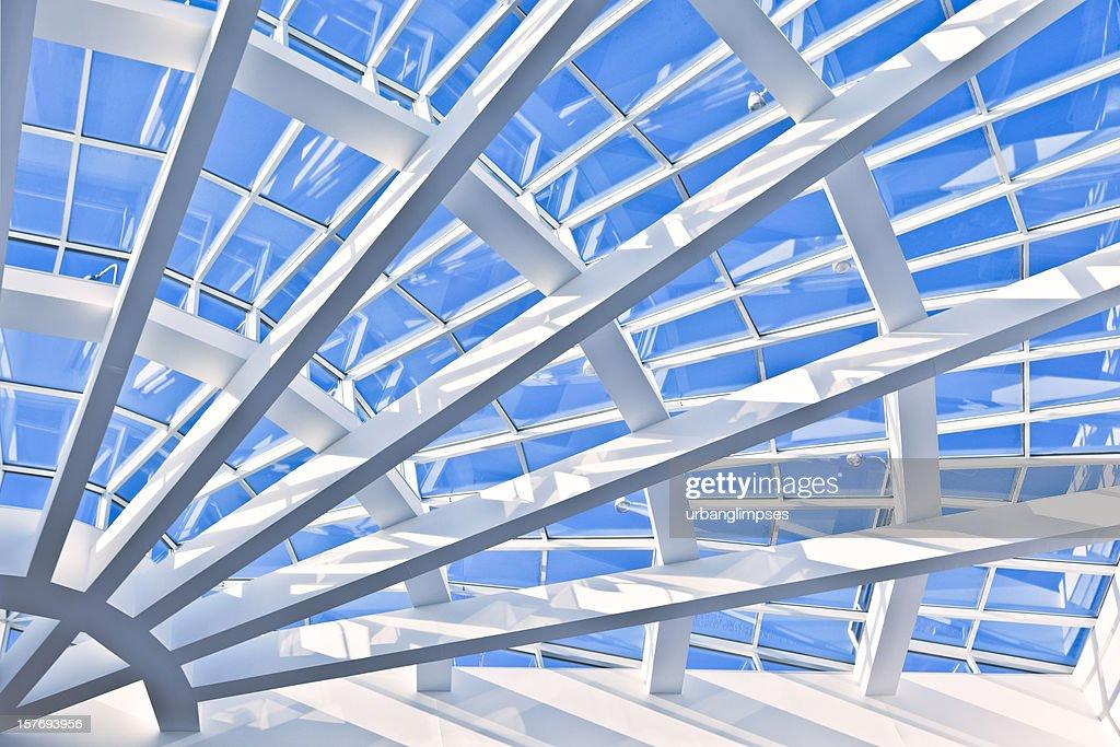 Atlanta Architecture Interior Detail : Stock Photo