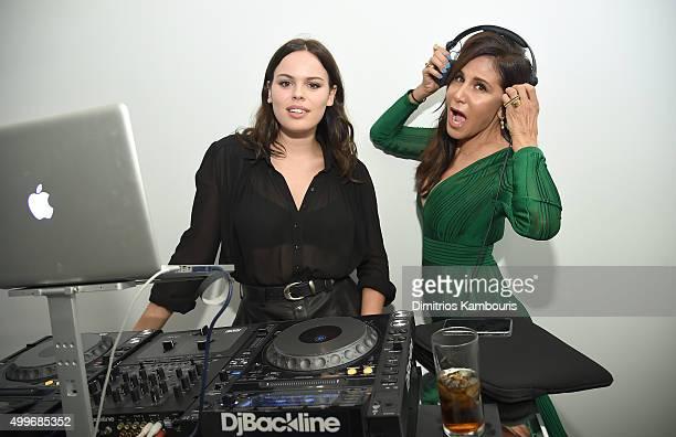 f24a4a79872e Atlanta de Cadenet and Laurie Lynn Stark attend Chrome Hearts Celebrates  Art Basel With Laduree Sean