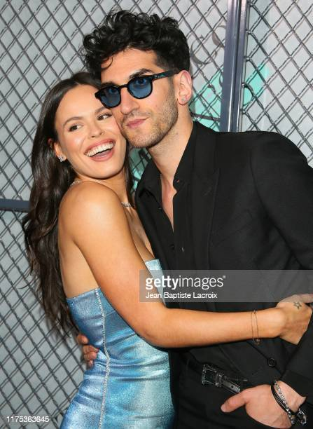 Atlanta de Cadenet Taylor and Dave Macklovitch attend the Tiffany Co Celebrates Launch of New Tiffany Men's Collections at the Hollywood Athletic...