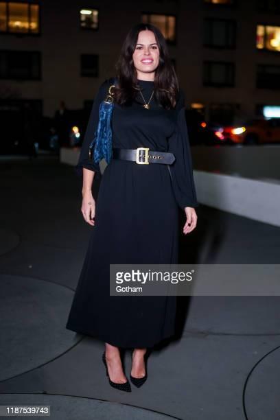 Atlanta de Cadenet Taylor attends the 2019 Guggenheim International Gala on November 13 2019 in New York City